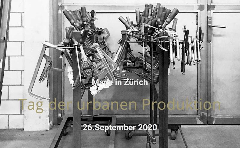 Banner Made in Zurich