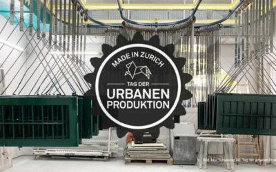 Symbolbild Tag der urbanen Produktion